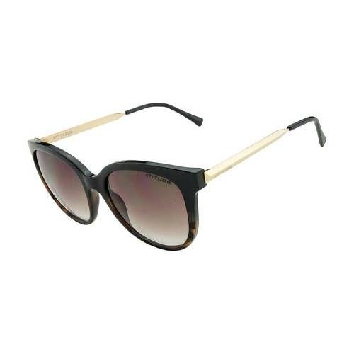 dbb210890b8d9 Óculos de Sol   ATITUDE   AT5282C0155   Óticas Brilho do Sol